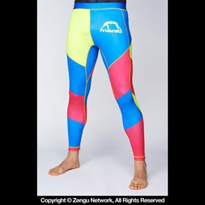 Manto Multicolor Grappling Tights